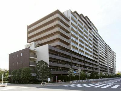 【外観】東京スイート・レジデンス 3LDK 平成20年築