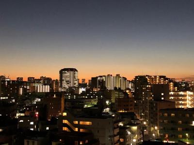 【展望】東京スイート・レジデンス 3LDK 平成20年築