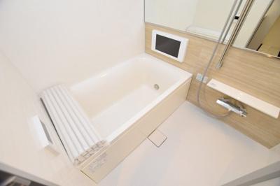 【浴室】プレジオ天神橋Ⅱ