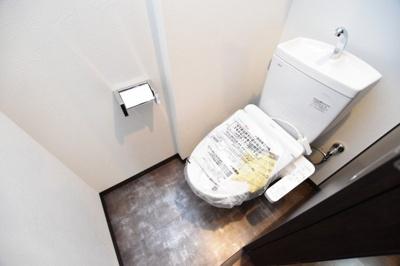 【トイレ】プレジオ天神橋Ⅱ