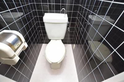 【トイレ】グランコルベール難波