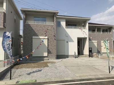 【外観】藤岡市中の新築戸建 7号棟
