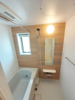 【浴室】コーポM E