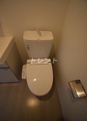 【トイレ】マザーズ月島