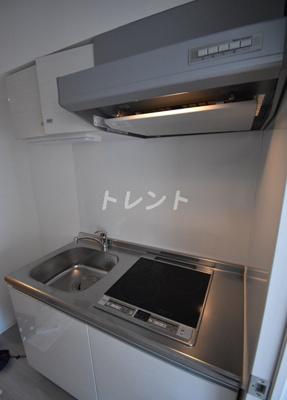 【キッチン】マザーズ月島