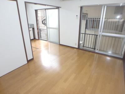 【洋室】金室アパート