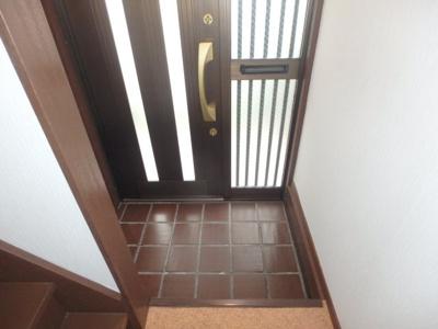 【玄関】金室アパート