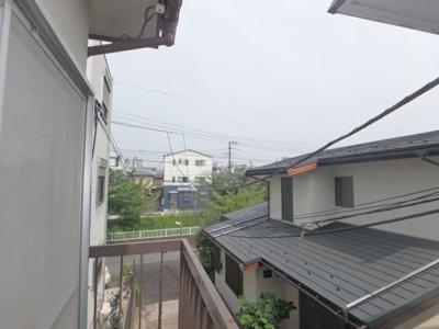 【展望】金室アパート