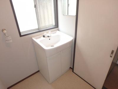 【独立洗面台】金室アパート