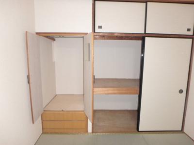 【収納】金室アパート