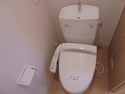 【トイレ】カーサ岡本2丁目