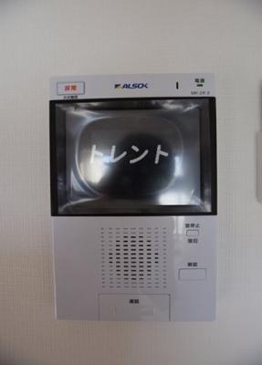 【セキュリティ】アオイレジデンス早稲田【Aoiレジデンス早稲田】