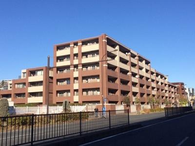【外観】びゅうパルク横濱富家町弐番館