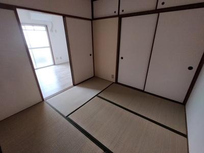 【寝室】カルム東大阪
