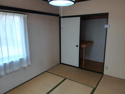 【寝室】ハイツオリエント