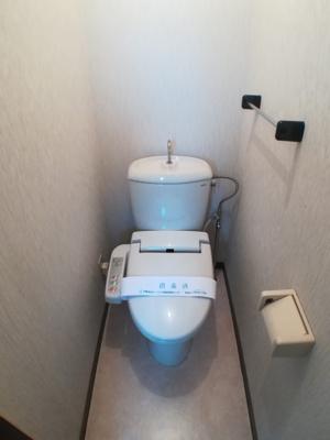 【トイレ】ハイツオリエント