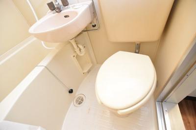 【トイレ】シティコーポ上汐