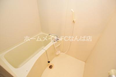 【浴室】レバンガAP難波南Ⅲ