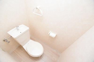 【トイレ】モンブラン