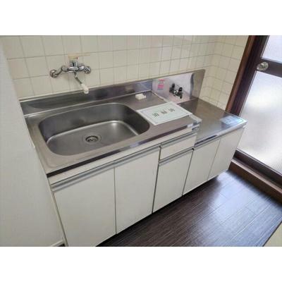 ラ・ペェーシュ蘇我の洗面台