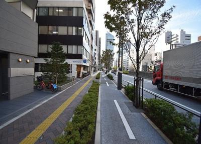 【周辺】N`sコート139REX新橋