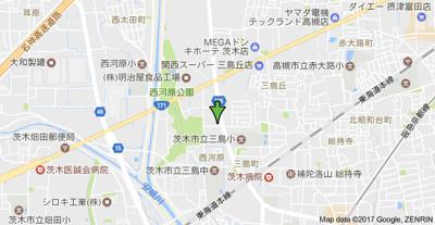 【地図】グランデージ英