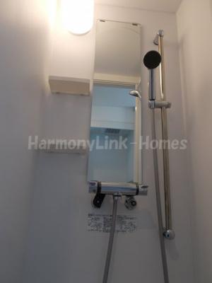 ハーモニーテラス若松町のさっと体を洗えるシャワールーム付です