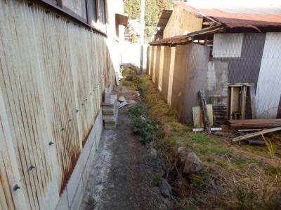 【外観】氷上町伊佐口倉庫