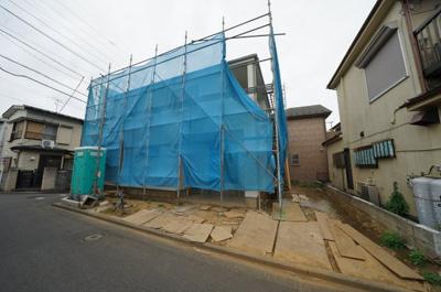 【外観】保土ヶ谷区上菅田町 新築戸建て【成約】