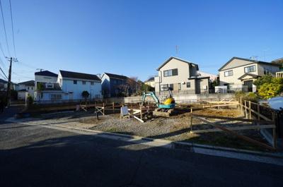 【外観】保土ヶ谷区狩場町 全3棟新築戸建て【成約】