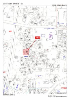 【地図】伊豆島田赤石西駐車場