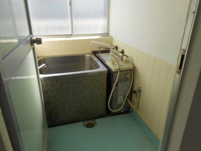 【浴室】コーポ裾野B棟