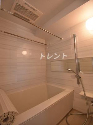 【浴室】海水館