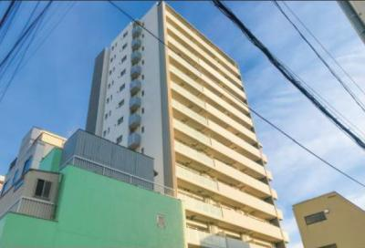 【外観】コスモザプレイス大島10階 平成18年築 空 室 大島駅2分