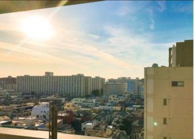 【展望】コスモザプレイス大島10階 平成18年築 空 室 大島駅2分