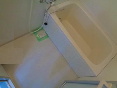 【浴室】STハイツ照ヶ丘