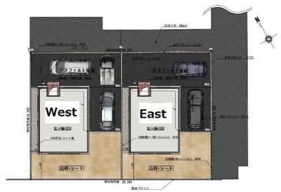 【区画図】PRIME上野台