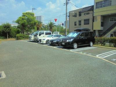 【駐車場】サンヴァリエ針中野