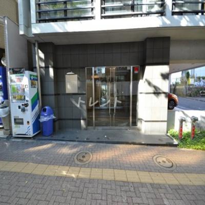 【エントランス】プレミアステージ笹塚