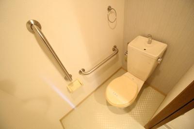 【トイレ】ラール山下