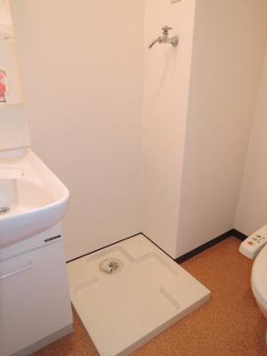 ☆室内洗濯機置場☆