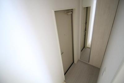 【玄関】プレジール妙法寺