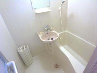 【浴室】ベレッツァ灰塚