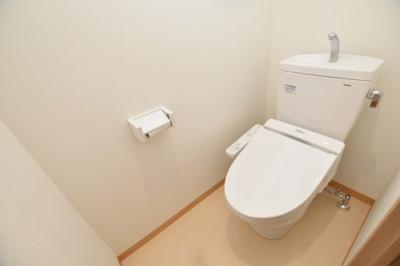 【トイレ】COCORO WEST