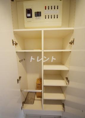 【玄関】カスタリア銀座
