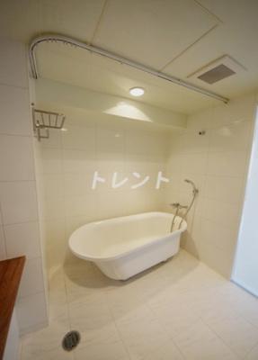 【浴室】カスタリア銀座