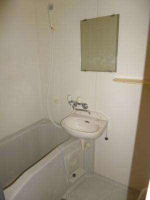 【浴室】メゾン青葉