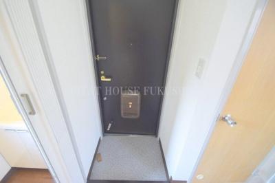 【玄関】3-Mハウス