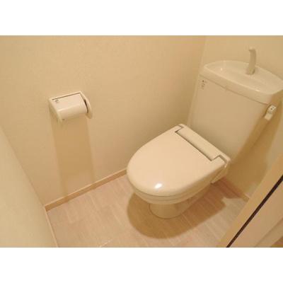 アンプレッセのトイレ