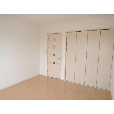 アンプレッセの洋室